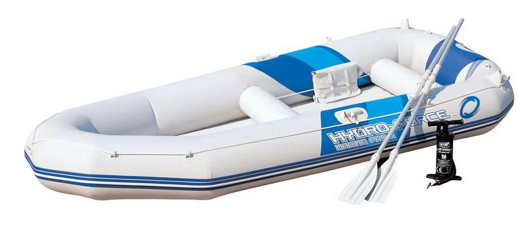 лодка hydro force marine