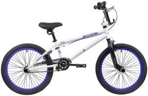Велосипед 20' STINGER BMX GRAFFITTI белый 20 BMX.GRAFFIT.10 WT 9