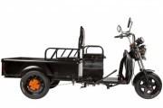 Электротележка грузовая (трицикл) RUTRIKE D1 1200 60V900W Черный-1976