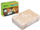 Соляной брикет для бани и сауны МЯТА 14,5*10,5*5 см, 1300 г