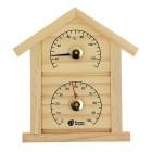 Термометр с гигрометром ДОМИК 23,6*22*1,9см