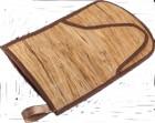 Рукавица для сауны из лыка
