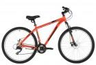 Велосипед 27,5' хардтейл, рама алюминий FOXX ATLANTIC D оранж., диск, 18ск., 20' 27AHD.ATLAND.20OR1