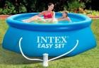 Бассейн надувной INTEX 244*76 cм Easy Set С ФИЛЬТР-НАСОСОМ 1250 л/ч, 28112-H (19)