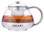 Чайник заварочный GALAXY GL 9350 0,5 л, с ситечком из нержавеющей стали