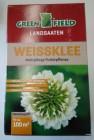 Газонная трава Blooming Life Клевер Мерлин белый 0,5кг Германия