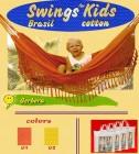 Гамак SWINGS KIDS (FORRO) желтый (18)