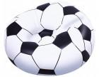 Кресло INTEX 114*112*66см, футбольный мяч, 75010