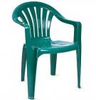 Кресло МИЛАН 560*560*800 мм зеленый