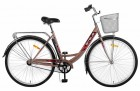 Велосипед 28' городской, рама женская STELS NAVIGATOR-345 LADY коричневый, 1 ск., 20' LU079054