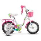 Велосипед 12' STELS Jolly Белый/розовый 2020 8' V010 (LU094057)