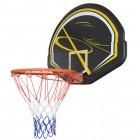 Баскетбольный щит DFC BOARD32C 80 х 60 см полиэтилен