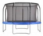Батут PERFETTO SPORT 8 диаметр 2,4 м, с защитной сеткой