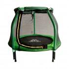Батут DFC JUMP KIDS 48 дюймов-120 см, с сеткой, св, зеленый 48INCH-JD-LG