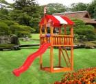 Деревянная детская площадка для дачи Бремен