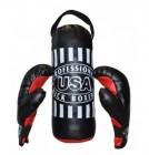 Набор боксера KIMET PROFESSIONAL KICK BOXING П-4481