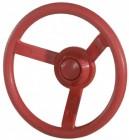 Рулевое колесо для игрового домика Джип фанерный, влагостойкий