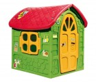Игровой домик MOCHTOYS Garden toys зеленый 1463