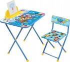 Комплект детской мебели Nika Щенячий патруль Щ1/3522