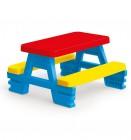 Стол-пикник пластиковый DOLU 78*71*43 см 3008