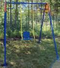 Детские качели Пионер-Дачные ТК-2 (из 2-х мест)