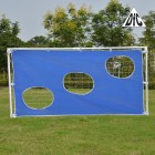 Ворота футбольные складные DFC GOAL180ST 180 x 90 x 90 см, тент с 3-мя мишенями, сталь GOAL180ST