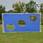 Ворота футбольные складные DFC GOAL240ST 240 x 120 x 120 см, тент с 3-мя мишенями, сталь GOAL240ST