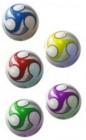 Мяч футбольный 22 см, EVA 3-х слойный 11405