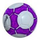 Мяч футбольный 22 см, 3-х слойный, 380 г, матовый 11407
