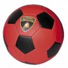 Мяч футбольный Lamborghini 22 см, 3-х слойный, матовый, красный LB3MR