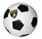 Мяч футбольный Lamborghini 22 см, 3-х слойный, матовый, белый LB3MW