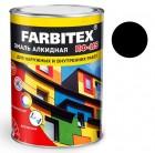 Эмаль черный ПФ-115 FARBITEX 0,8 кг (14)