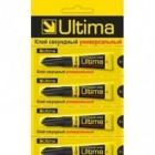 Супер-клей ULTIMA гель 3 г