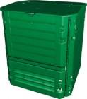 Компостер ландшафтный ЦИ 600л зеленый с постером 626002