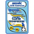 Реагент антигололедный-соль техническая АК состав NaCl, до -20С, 25 кг (мешок)