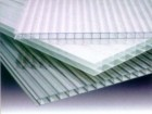 Сотовый поликарбонат толщина 4 мм (600г/м2), Прозрачный, 6м х 2,10 м КС-Профпласт