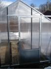 Дверь к теплице Ботаник+ стекло