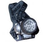Фонарь BOYSCOUT налобный, 4 режима, 19 светодиодов 61091