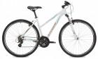 Велосипед 28' рама женская, алюминий STINGER LIBERTY STD белый, 21 ск., 15'