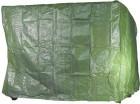Чехол-укрытие для качелей 240*140*175см ЛетоЛюкс 240 NEW, полипропилен, зеленый