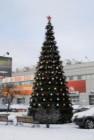 Ель каркасная GREEN TREES Уральская 4м (хвоя-пленка) ИЕ4039