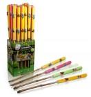 Свеча антимоскитная HELP на трости 70 см, уличная, ароматизированная 80010