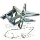Ловушка Скат 63 кротов телескопическая