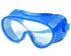 Очки защитные СИБРТЕХ закрытого типа с прямой вентиляцией, поликарбонат 89161