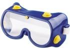 Очки защитные СИБРТЕХ закрытого типа, с непрямой вентиляцией, поликарбонат 89160