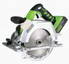 Пила аккумуляторная циркулярная Greenworks G 24 CS 24B (без аккумулятор.бат. и заряд.уст-ва) 1500507