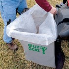 Одноразовые пылезадерживающие мешки для пылесосов BILLY GOAT серии MV (12 шт.)