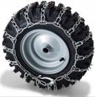Цепи на колеса для подметальной машины DAEWOO DASС 200