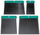 Шпатели металлические FIT Япончик 50/80/100/120мм 4шт. 06750