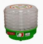 Электросушилка для овощей и фруктов Нептун-5 5 прозрачных лотков, 500 Вт